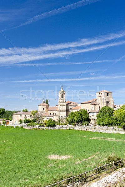 Santo Domingo de Silos, Castile and Leon, Spain Stock photo © phbcz