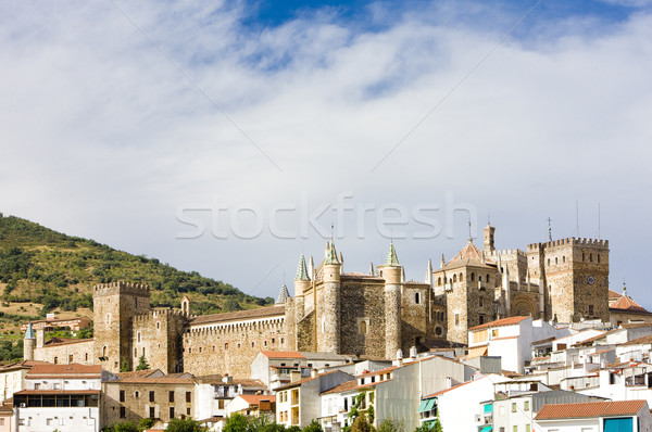 Guadalupe, Caceres Province, Extremadura, Spain Stock photo © phbcz