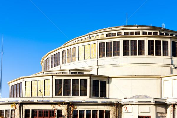 Stock photo: Centennial Hall (1913), Wroclaw, Silesia, Poland