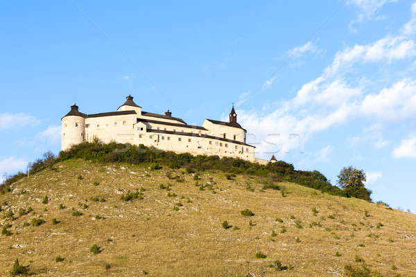 Krasna Horka Castle, Slovakia Stock photo © phbcz