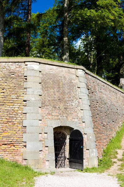 Josefov Fortress, Jaromer, Czech Republic Stock photo © phbcz