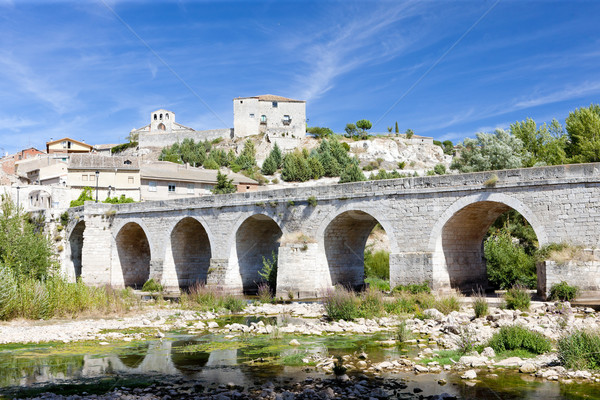 Palenzuela, Castile and Leon, Spain Stock photo © phbcz
