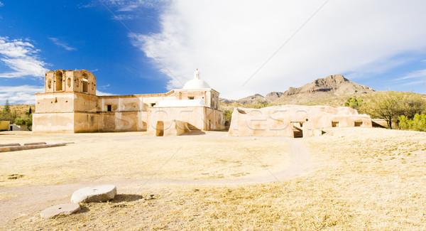 Аризона США здании архитектура история храма Сток-фото © phbcz