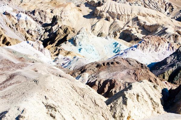 Palette disque mort vallée parc Californie Photo stock © phbcz