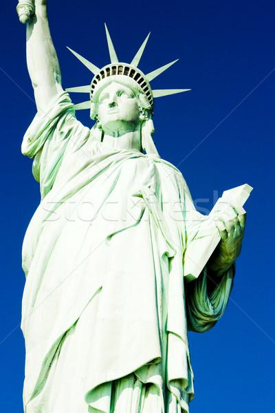 Részlet szobor hörcsög New York USA utazás Stock fotó © phbcz