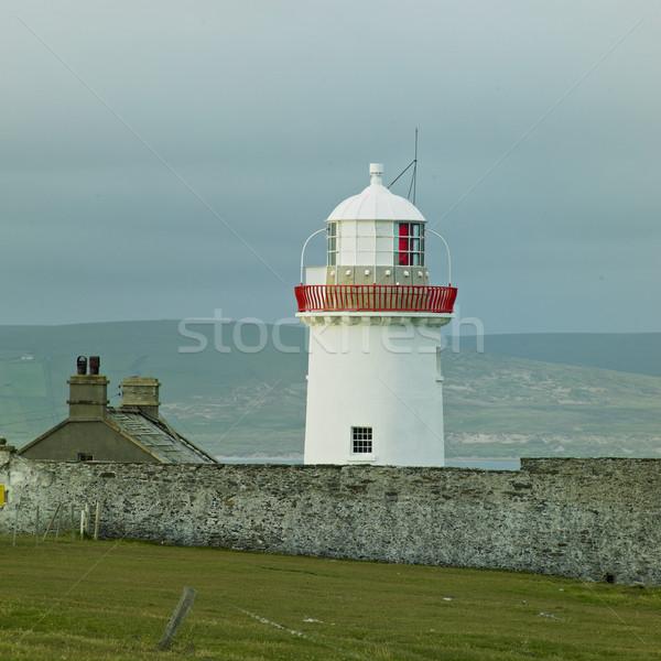 灯台 半島 アイルランド 建物 光 ストックフォト © phbcz