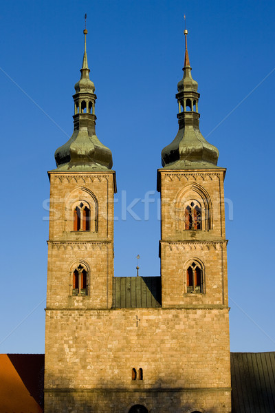 Tepla Monastery, Czech Republic Stock photo © phbcz