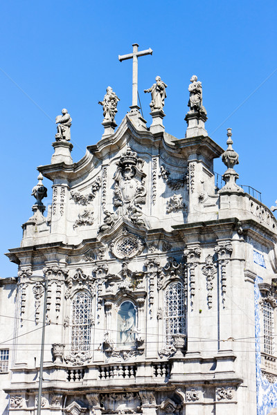 Carmo Church (Igreja do Carmo), Porto, Douro Province, Portugal Stock photo © phbcz