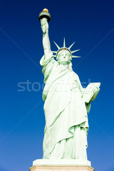 Statue of Liberty National Monument, New York, USA Stock photo © phbcz