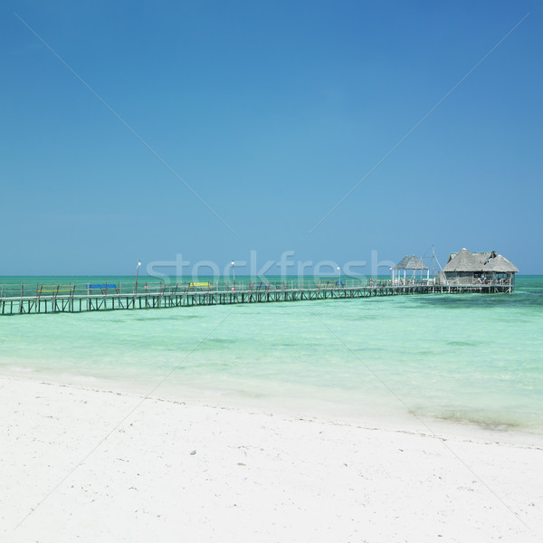 Stock photo: Santa Lucia beach, Camaguey Province, Cuba