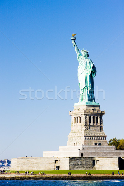 Statue of Liberty, New York, USA Stock photo © phbcz
