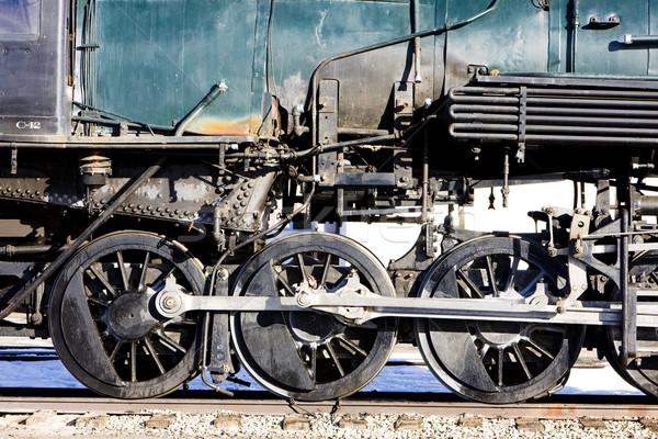 Dettaglio Colorado USA ruota esterna Foto d'archivio © phbcz