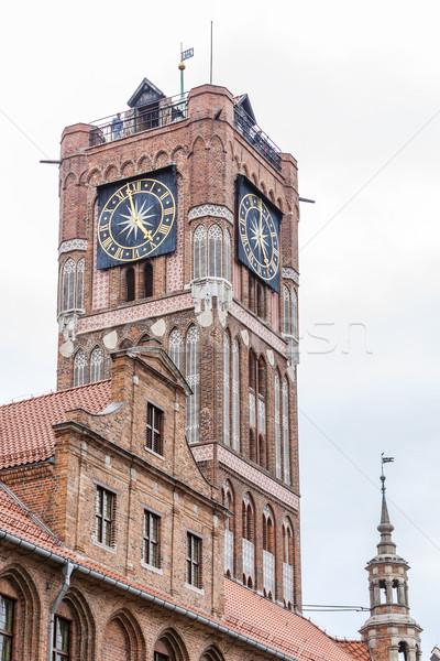 市 ホール 建物 旅行 アーキテクチャ ヨーロッパ ストックフォト © phbcz