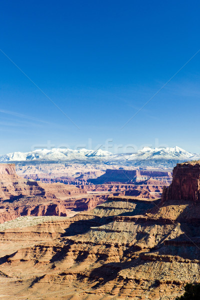 Parc Utah USA nature Voyage montagnes Photo stock © phbcz
