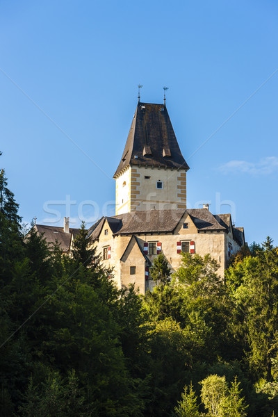 Ottenstein Castle, Lower Austria, Austria Stock photo © phbcz