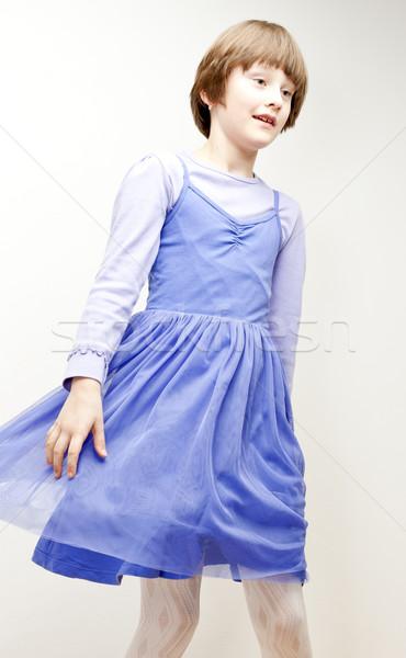 Сток-фото: девушки · танцовщицы · Dance · ребенка · Kid · молодежи