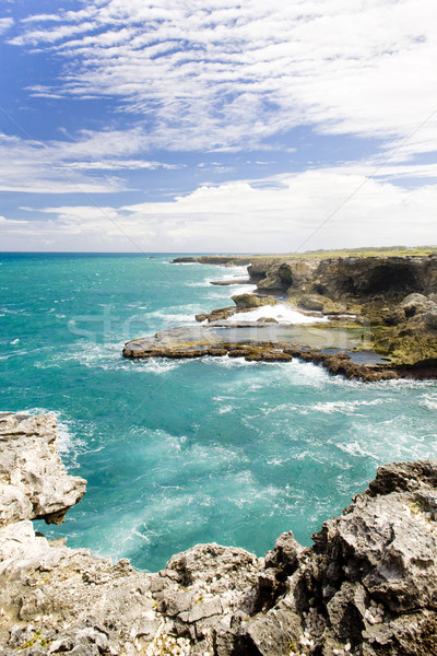North Point, Barbados, Caribbean Stock photo © phbcz