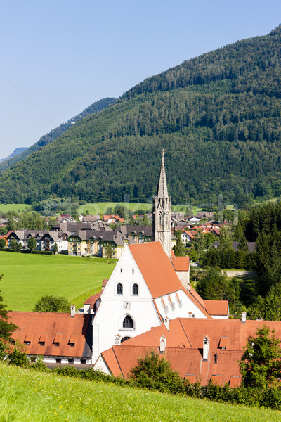 Kartause, Gaming, Lower Austria, Austria Stock photo © phbcz