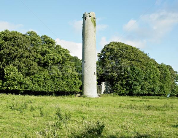 Kilree Monastic Site, County Kilkenny, Ireland Stock photo © phbcz