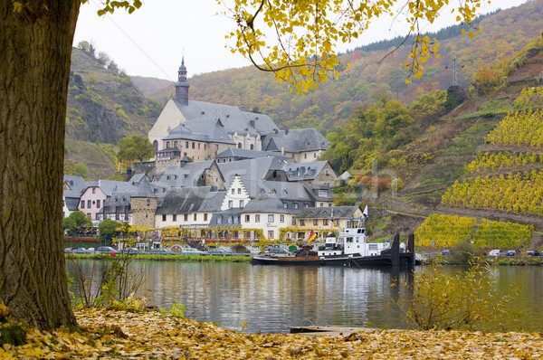 Beilstein, Rheinland Pfalz, Germany Stock photo © phbcz