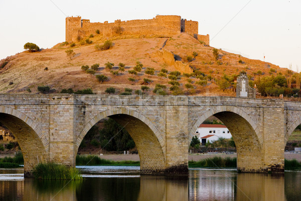 Medellin, Badajoz Province, Extremadura, Spain Stock photo © phbcz