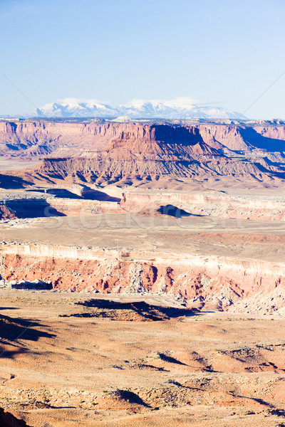 公園 ユタ州 米国 風景 山 岩 ストックフォト © phbcz