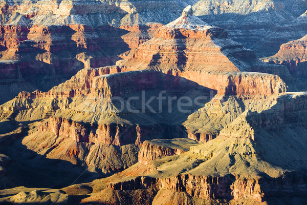 Grand Canyon park Arizona USA tájkép utazás Stock fotó © phbcz