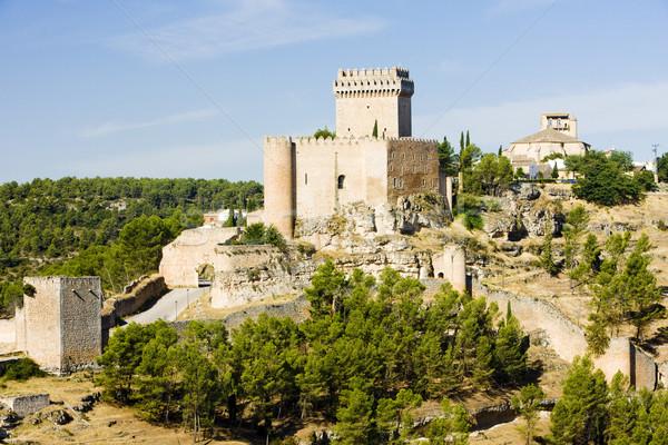 城 スペイン 建物 アーキテクチャ 歴史 中世 ストックフォト © phbcz