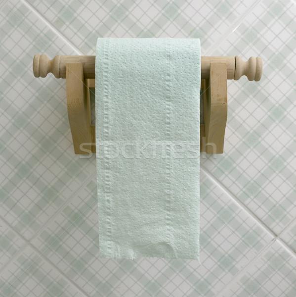 toilet paper Stock photo © phbcz