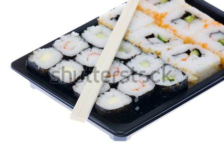 sushi Stock photo © phbcz