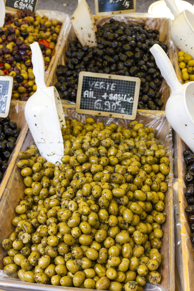 Olives march france ext rieur nutrition l for Exterieur stock