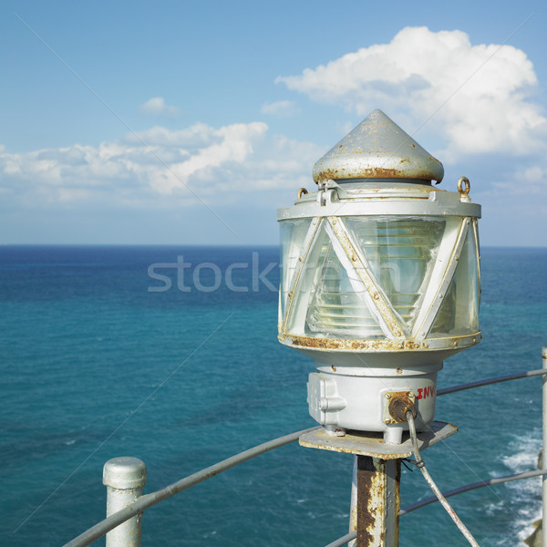 lighthouse, Cayo Pared Stock photo © phbcz