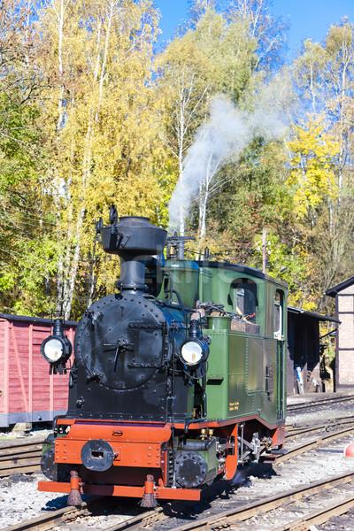 Allemagne Voyage Europe vapeur extérieur Photo stock © phbcz