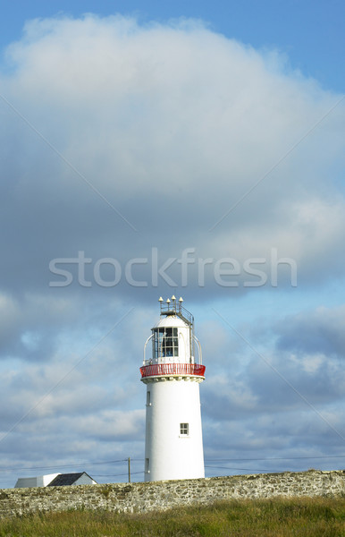 lighthouse, Loop Head, County Clare, Ireland Stock photo © phbcz