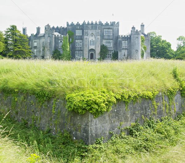 Birr Castle, County Offaly, Ireland Stock photo © phbcz