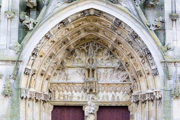 basilica Notre-Dame-de-l Stock photo © phbcz