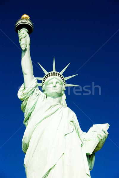 Photo stock: Détail · statue · liberté · New · York · USA · Voyage
