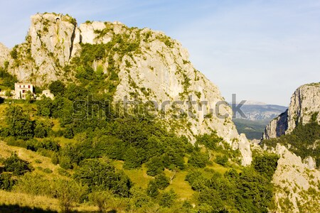 Rougon, Alpes-de-Haute-Provence Departement, France Stock photo © phbcz