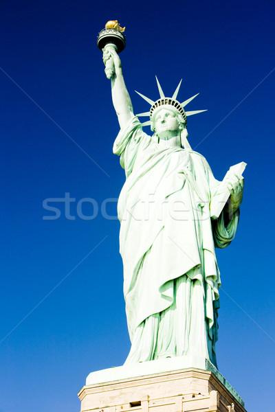 Stock fotó: Szobor · hörcsög · New · York · USA · utazás · szobor
