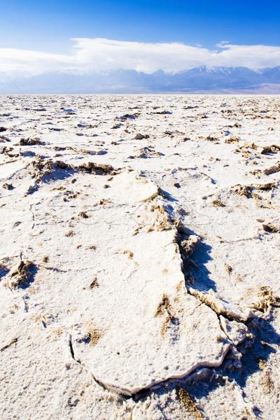 Morte vale parque Califórnia EUA paisagem Foto stock © phbcz