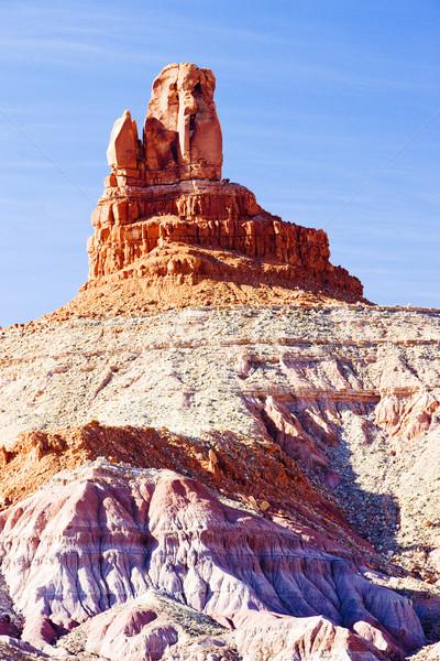 Paisaje Arizona EUA rock paisajes rocas Foto stock © phbcz