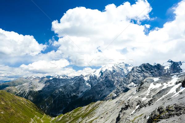 Passo dello Stelvio, Alto Adige, Italy Stock photo © phbcz