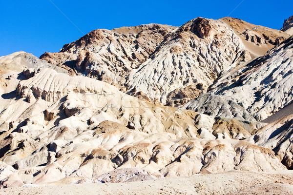 Artist's Drive, Death Valley National Park, California, USA Stock photo © phbcz
