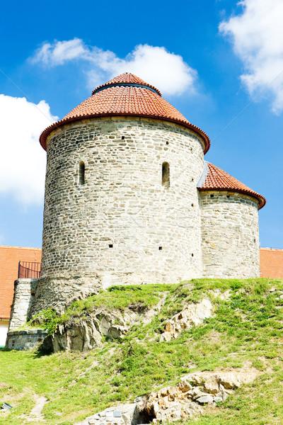 Rotunda of Saint Catherine, Znojmo, Czech Republic Stock photo © phbcz