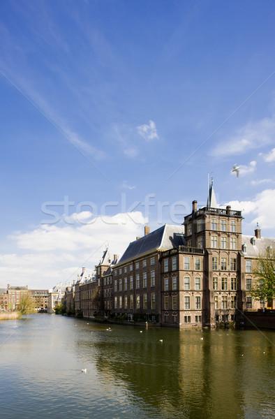 Binnenhof, The Hague, Netherlands Stock photo © phbcz
