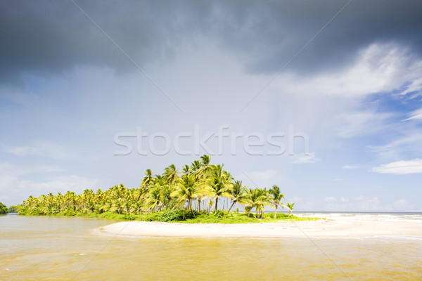 Cocos Bay, Trinidad Stock photo © phbcz