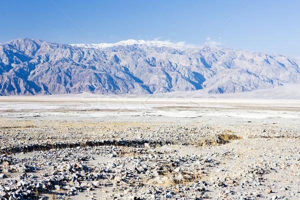 ölüm vadi park Kaliforniya ABD manzara Stok fotoğraf © phbcz