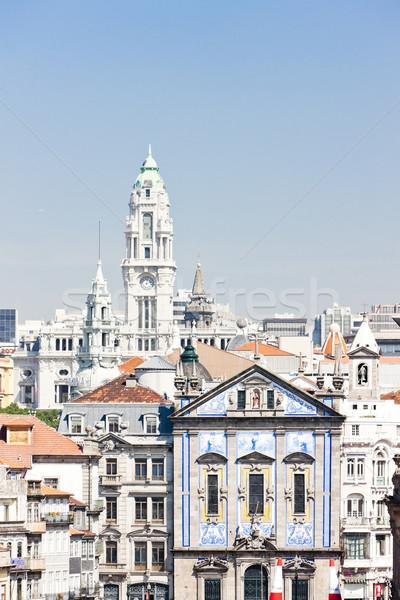 quarter of Baixa, Porto, Portugal Stock photo © phbcz