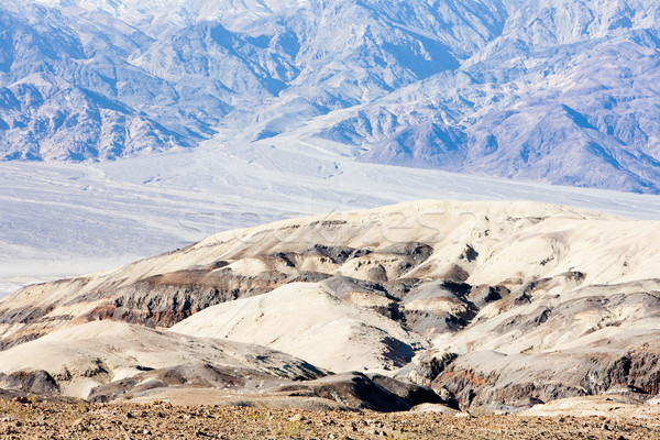 死 谷 公園 カリフォルニア 米国 風景 ストックフォト © phbcz