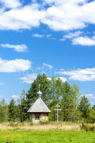 Parque ruso cultura iglesia viaje arquitectura Foto stock © phbcz